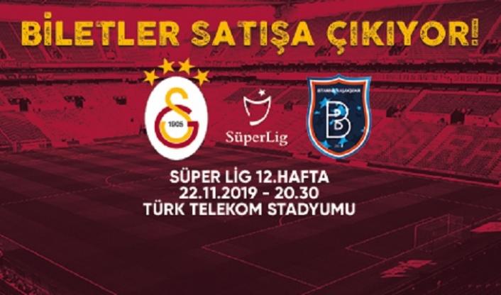 Medipol Başakşehir maçı biletleri satışa çıkıyor