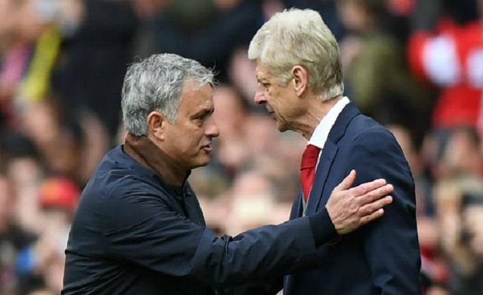 Mourinho: Wenger türünün son örneğiydi