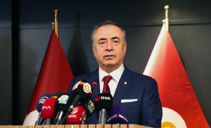 Mustafa Cengiz'den rakiplere Şampiyonlar Ligi göndermesi