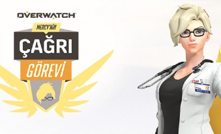 Overwatch'ta yeni görev, yepyeni ödüller!