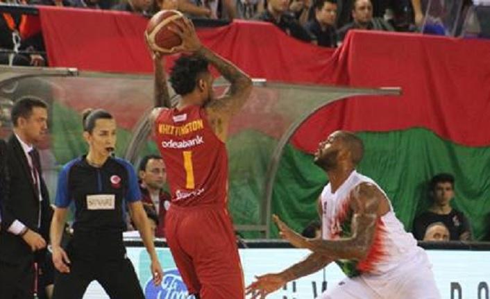 Pınar Karşıyaka 84 - 55 Galatasaray Doğa Sigorta
