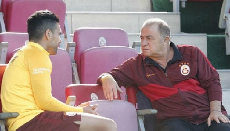 Radamel Falcao için ilk hedef Başakşehir maçı
