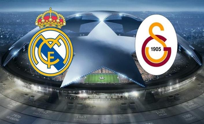 Real Madrid - Galatasaray maçının 11'leri belli oldu!