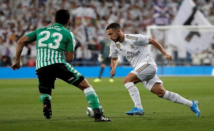 Real Madrid liderlik fırsatını tepti! 0-0