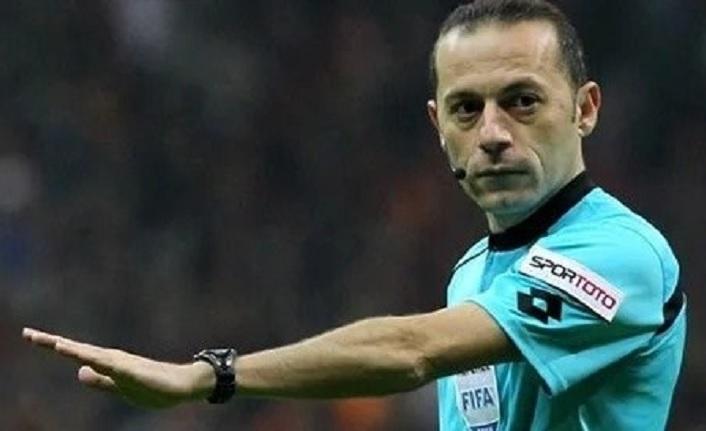 Süper Lig 11. hafta maçlarını yönetecek hakemler belli oldu