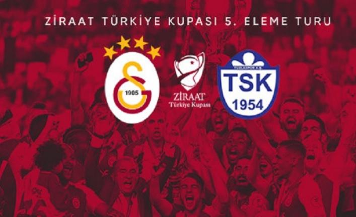 Ziraat Türkiye Kupası 5. Turu'nda rakibimiz Tuzlaspor
