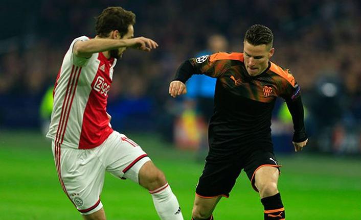 Ajax'a Soğuk Duş!