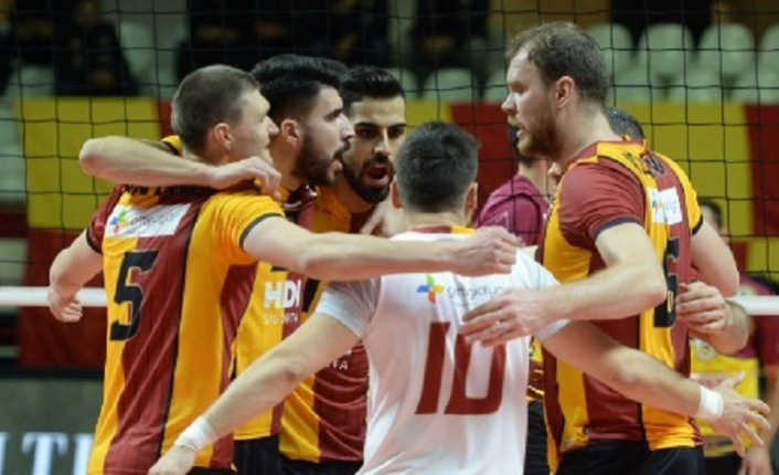 Filenin Aslanları CEV Cup'ta 8'li Finaller Turu'na yükseldi
