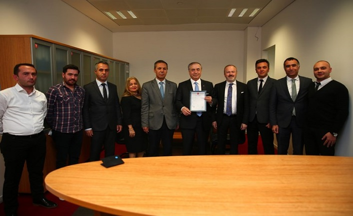 Galatasaray, Florya'nın tapusunu aldı