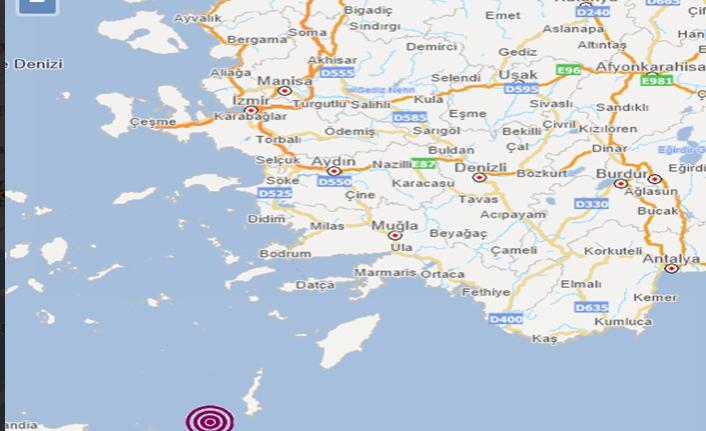 Son depremler: Balıkesir'de art arda depremler!