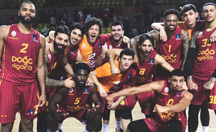 AS Monaco 73-85 Galatasaray Doğa Sigorta