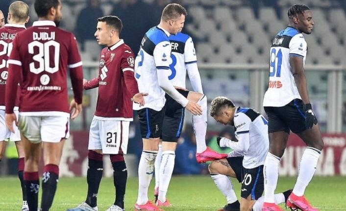 Atalanta, Torino deplasmanında şov yaptı: 7-0