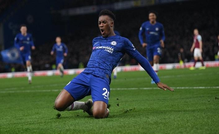 Chelsea 3 puanı 3 golle aldı!