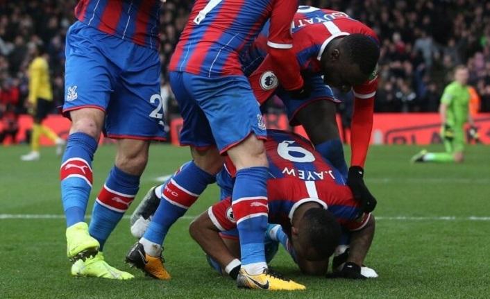 Crystal Palace ile Arsenal yenişemedi: 1-1