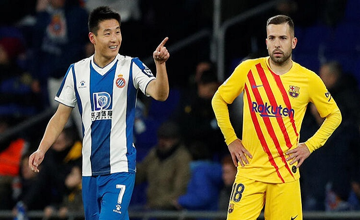 Espanyol - Barcelona: 2-2