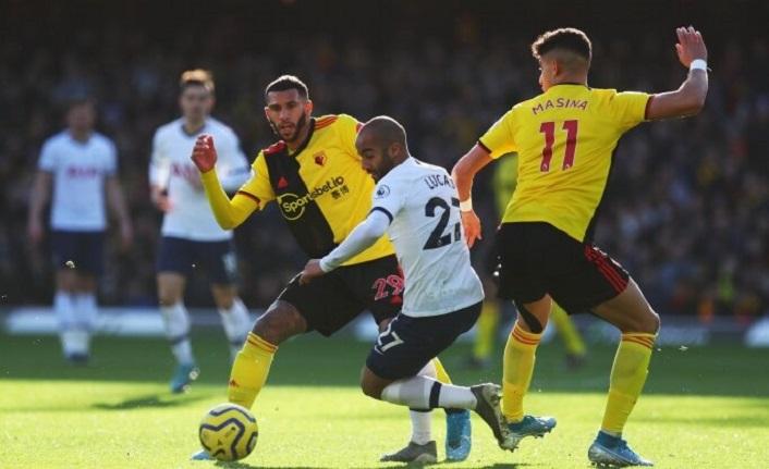Tottenham'da işler iyi gitmiyor! 0-0