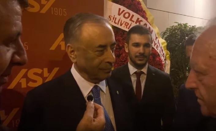 """Mustafa Cengiz - Faruk Süren gerilimi! """"Herkes kendine yakışanı yapar"""""""