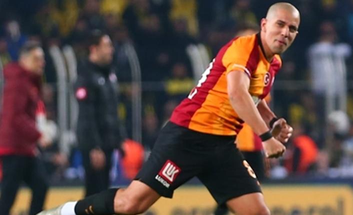Galatasaray'a Feghouli gelişmesi!