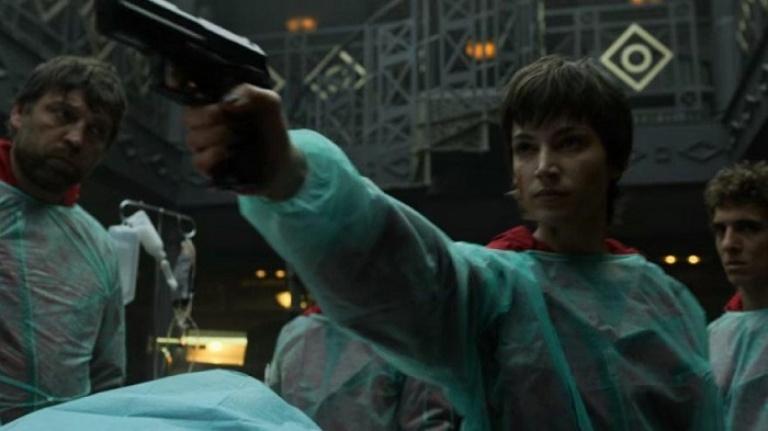 La Casa De Papel 4. sezonu Netflix'te saat kaçta yayınlanacak?