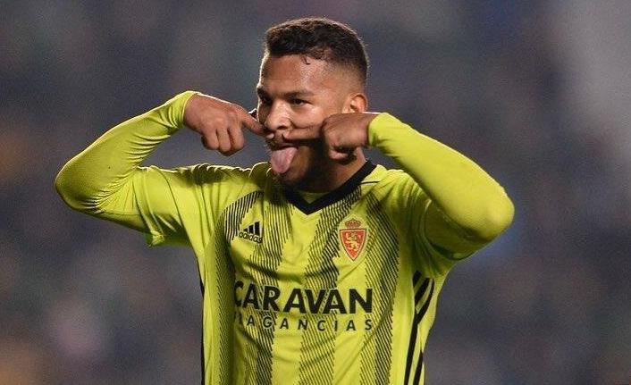 Galatasaray'a bir Kolombiyalı golcü daha