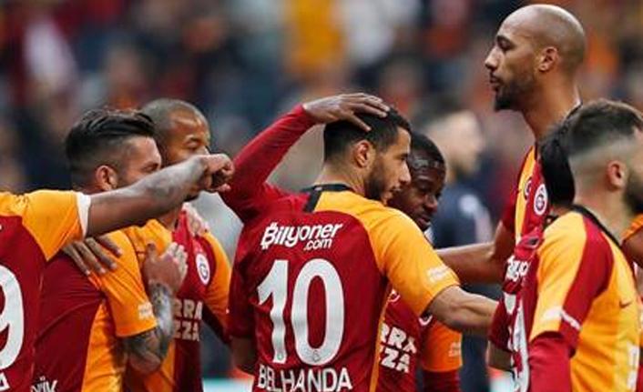 Galatasaray, Belhanda'nın menajerini çağırdı