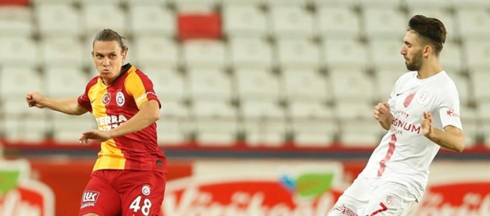 Antalyaspor 2-2 Galatasaray