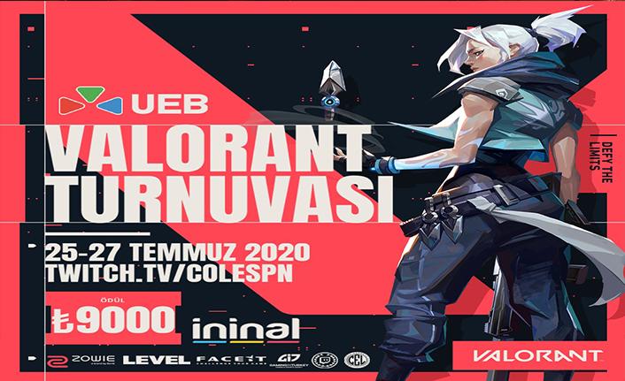 İninal'in Ana Sponsor olduğu Valorant Turnuvası Başladı!