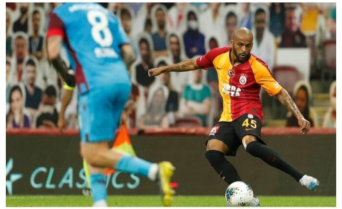 Marcao'nun çabası Galatasaray'a yetmedi