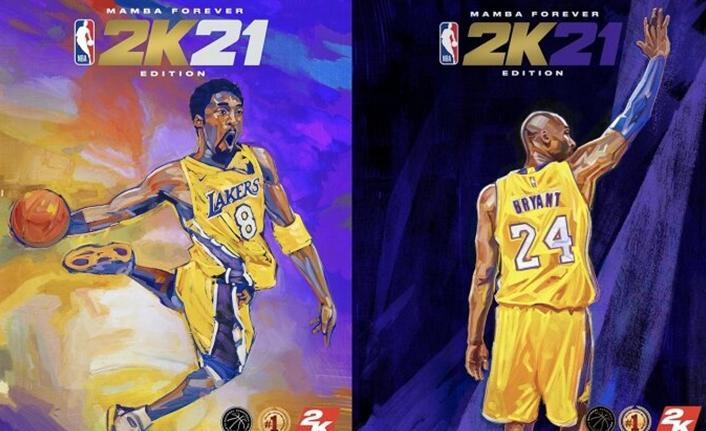 NBA 2K21 Son Kapak Yıldızı Kobe Bryant!