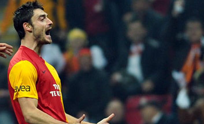 Albert Riera, Galatasaray antrenmanında