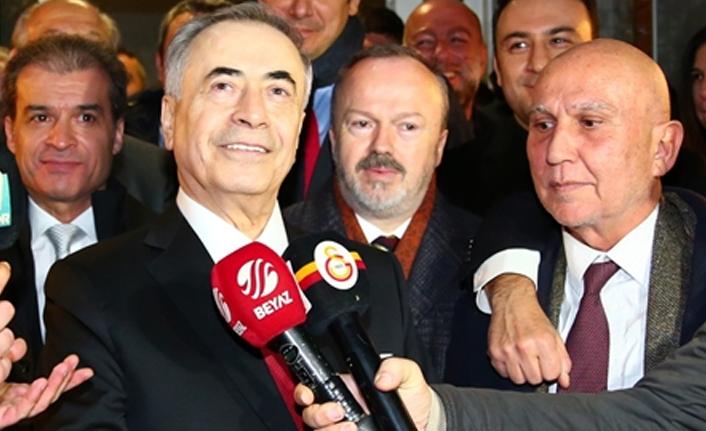 Başkan Mustafa Cengiz'in durumu iyiye gidiyor