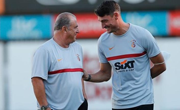 Galatasaray'a tekrar hoş geldin Albert Riera