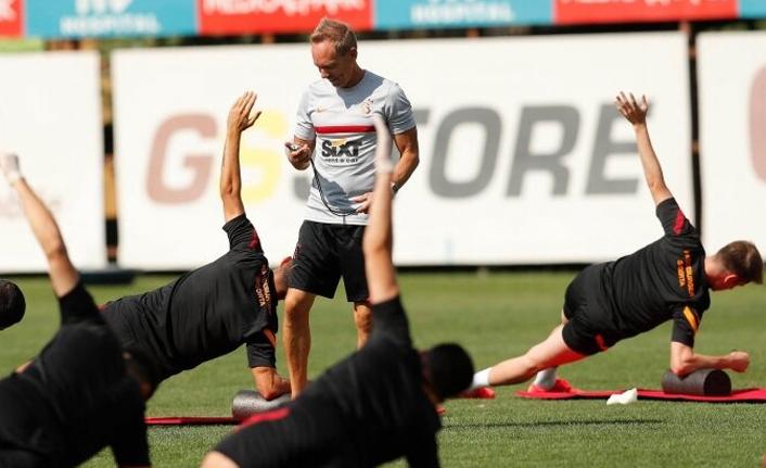 Galatasaray'da idmanlar kıran kırana geçiyor!