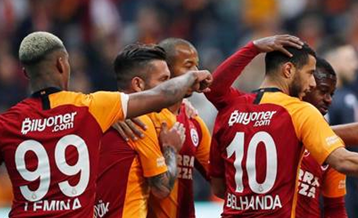 Galatasaray'da Lemina'ya 'Feda' ödülü
