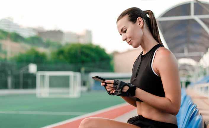 Türkiye'de Sağlık Ve Fitness Uygulamaları!