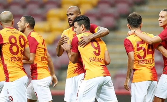 Galatasaray 3-1 Gaziantep FK
