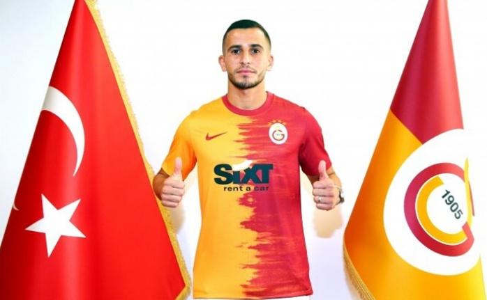 Galatasaray'da Omar Elabdellaoui'nin lisansı çıktı!