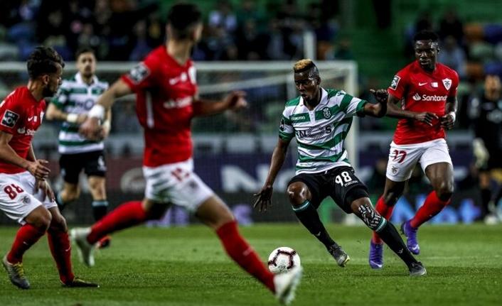 """Idrissa Doumbia: """"Galatasaray'da oynamak rüya gibi"""""""