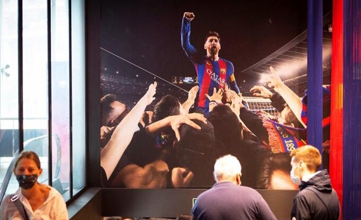 """Lionel Messi: """"Hata yaptıysam Barcelona için yaptım"""""""