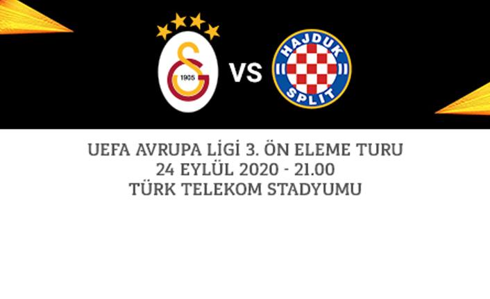 Maça Doğru | Galatasaray - Hajduk Split