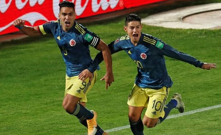 Falcao'dan gol, Feghouli'den asist