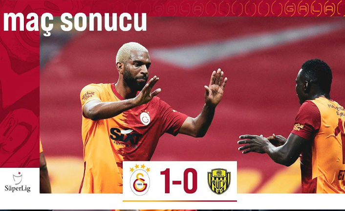 Galatasaray-Ankaragücü : 1-0 (Babel Attı, Arda Turan Performansı, Marcao, Saracchi sakatlık)
