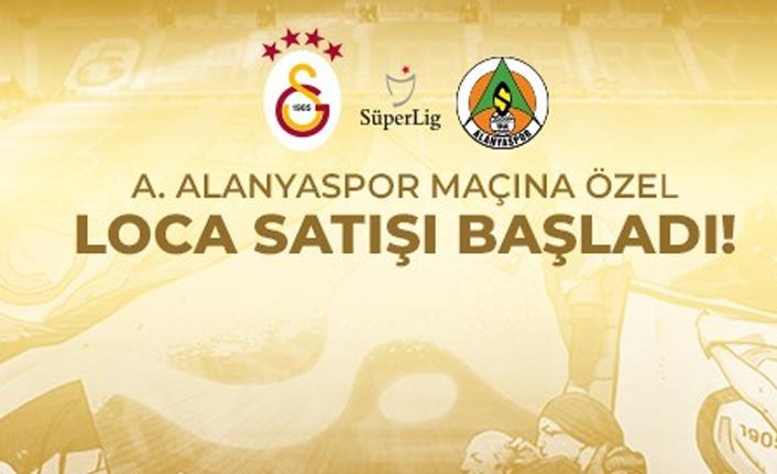 Galatasaray, loca satışına başladı