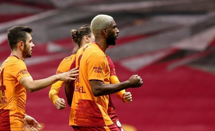 Babel'den Galatasaray'a 4 gollü katkı