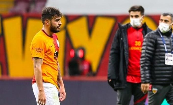 Galatasaray'da Ali Yavuz Kol formaya kavuştu!