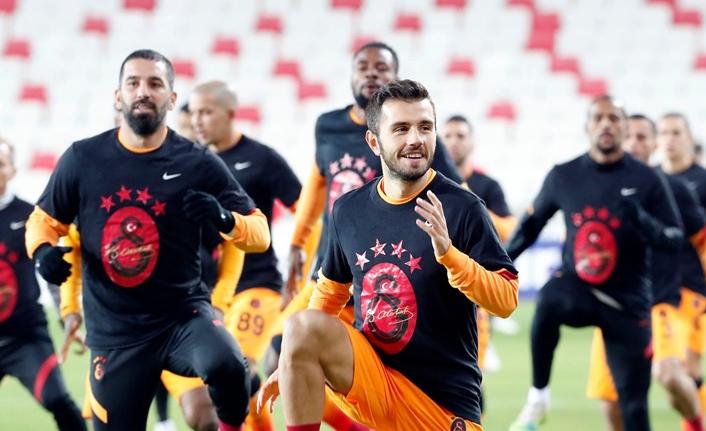 Galatasaray'ın liderlik fikstürü