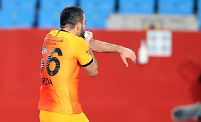 Arda Turan, Trabzonspor'a yine attı!