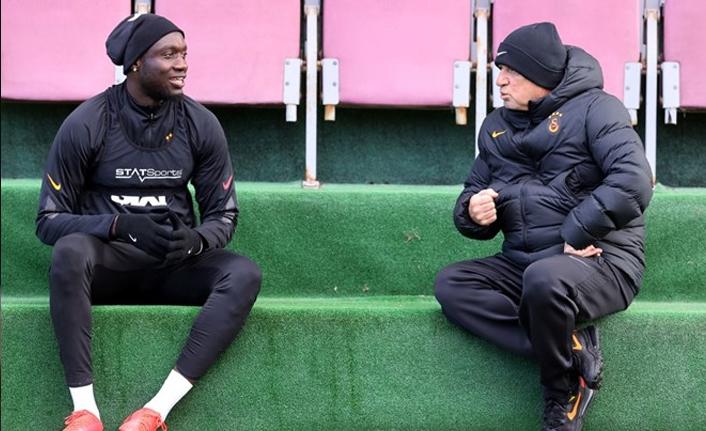 Fatih Terim, Diagne ile özel görüştü!