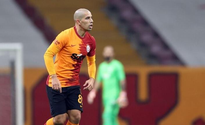 Feghouli, 9 maçta geçen sezonu yakaladı