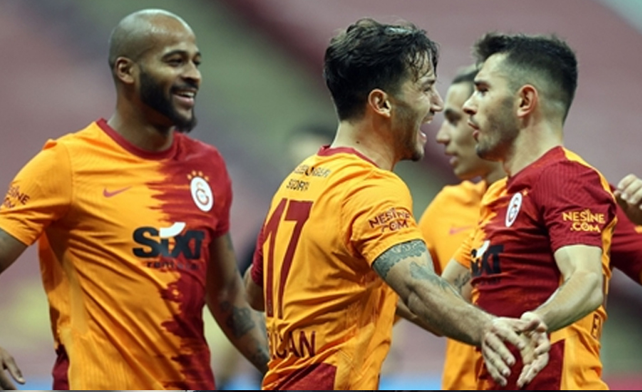 Galatasaray 3-0 Atakaş Hatayspor